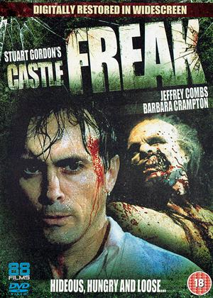 Castle Freak Online DVD Rental