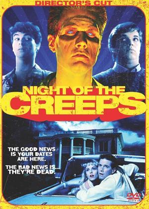Rent Night of the Creeps Online DVD Rental