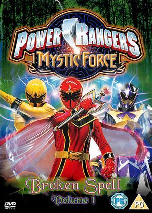 Power Rangers Mystic Force: Vol.1 Online DVD Rental