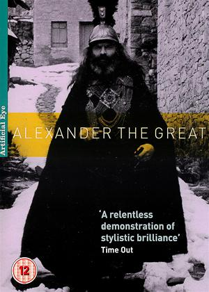 Rent Alexander the Great (aka O Megalexandros) Online DVD Rental