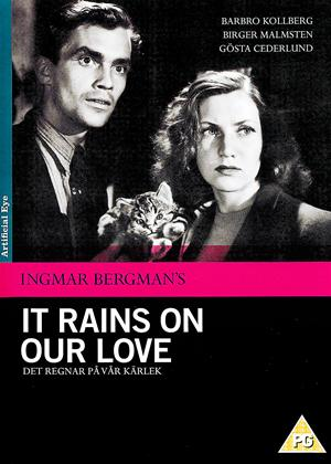 Rent It Rains on Our Love (aka Det regnar på vår kärlek) Online DVD Rental