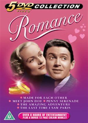 Romance Classics Online DVD Rental
