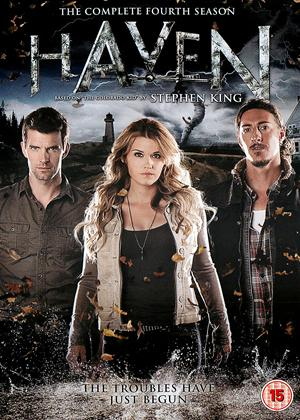 Haven: Series 4 Online DVD Rental