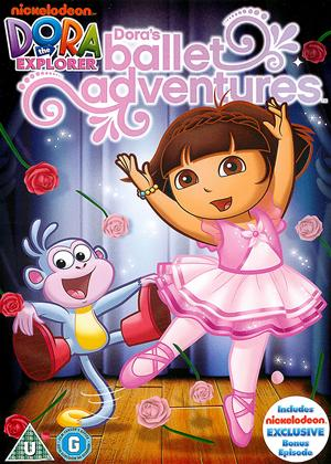 Dora the Explorer: Dora's Ballet Adventures Online DVD Rental