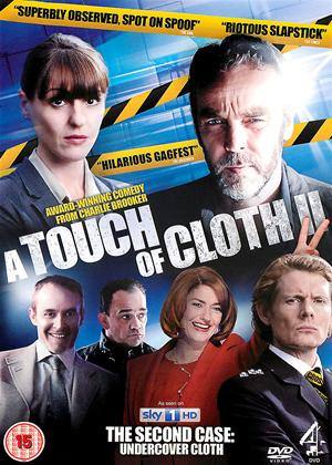 A Touch of Cloth: Series 2 Online DVD Rental