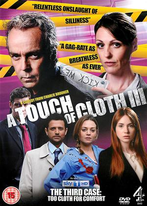 A Touch of Cloth: Series 3 Online DVD Rental