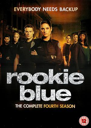Rookie Blue: Series 4 Online DVD Rental