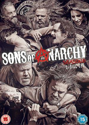 Sons of Anarchy: Series 6 Online DVD Rental