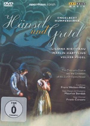 Rent Hänsel Und Gretel: Zurich Opera (Welser-Most) Online DVD Rental
