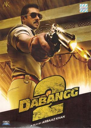 Rent Dabangg 2 Online DVD Rental