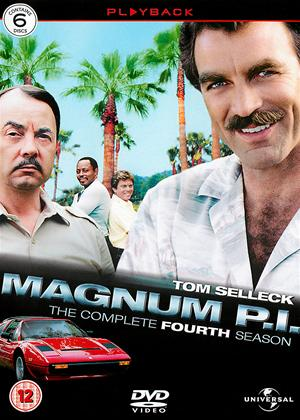 Rent Magnum P.I.: Series 4 Online DVD Rental