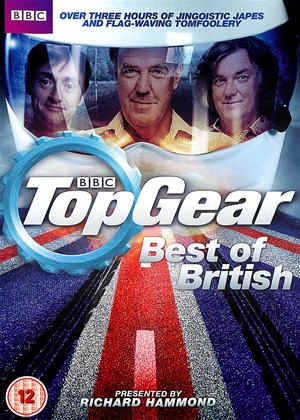 Top Gear: Best of British Online DVD Rental