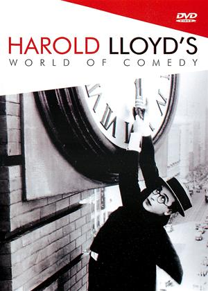 Rent Harold Lloyd's World of Comedy Online DVD Rental