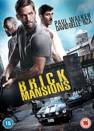 Rent Brick Mansions (aka District B13) Online DVD Rental