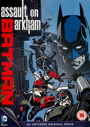 Batman: Assault on Arkham Online DVD Rental