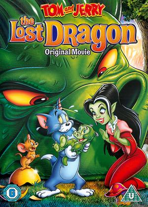 Rent Tom and Jerry: The Lost Dragon Online DVD Rental