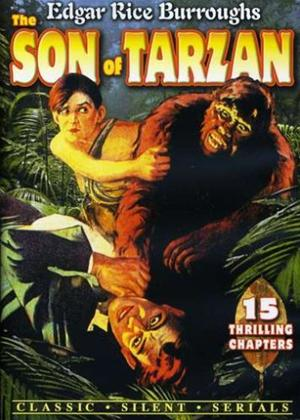 The Son of Tarzan Online DVD Rental