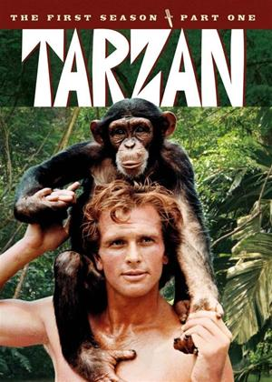 Rent Tarzan: Series 1: Part 1 Online DVD Rental