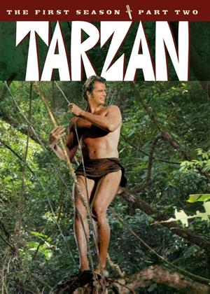 Rent Tarzan: Series 1: Part 2 Online DVD Rental