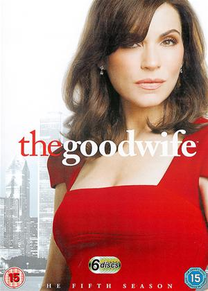 Rent The Good Wife: Series 5 Online DVD Rental