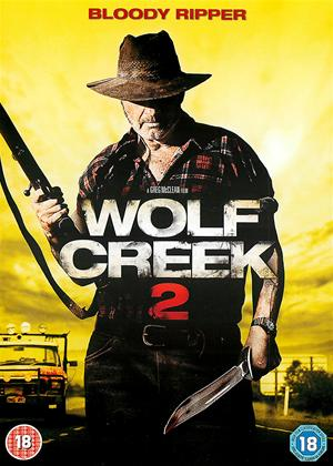 Rent Wolf Creek 2 Online DVD Rental