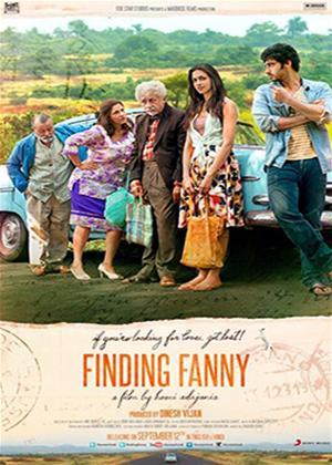 Finding Fanny Online DVD Rental