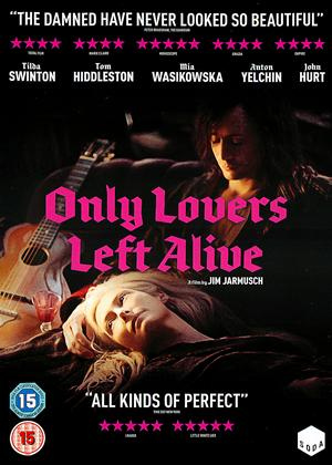 Only Lovers Left Alive Online DVD Rental