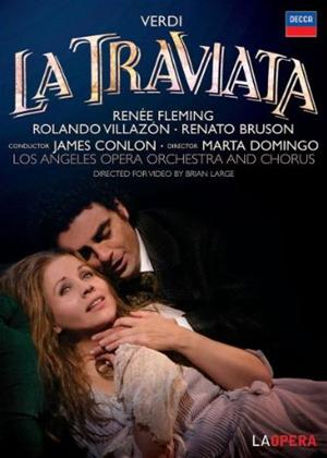 La Traviata: Los Angeles Opera Online DVD Rental
