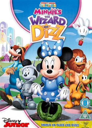Rent Mickey Mouse Clubhouse: Minnie's the Wizard of Dizz Online DVD Rental