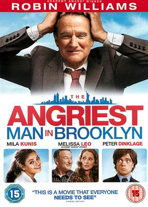 Rent The Angriest Man in Brooklyn Online DVD Rental