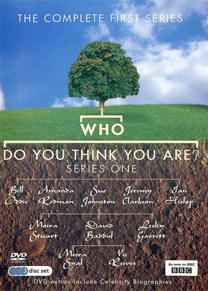Rent Who Do You Think You Are?: Series 1 Online DVD Rental