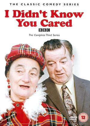 Rent I Didn't Know You Cared: Series 3 Online DVD Rental