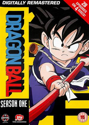 Rent Dragon Ball: Series 1 Online DVD Rental
