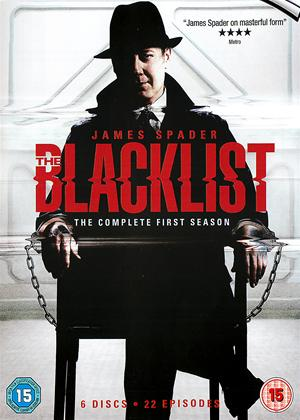 Rent The Blacklist: Series 1 Online DVD Rental
