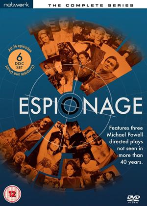 Espionage: The Complete Series Online DVD Rental