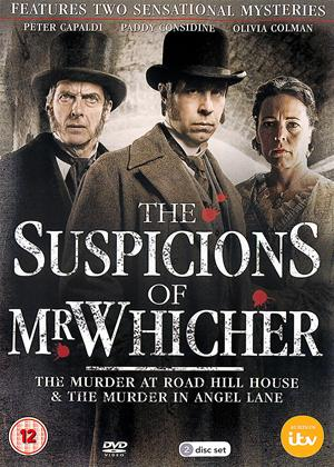 The Suspicions of Mr Whicher: The Murder in Angel Lane Online DVD Rental