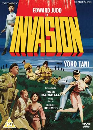 Invasion Online DVD Rental