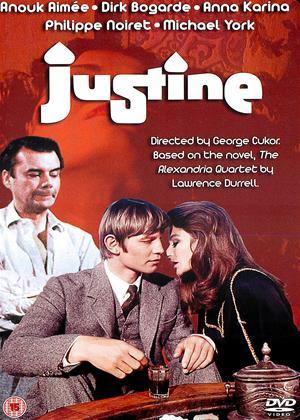 Justine Online DVD Rental
