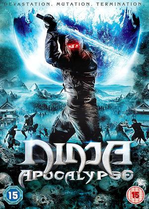 Ninja Apocalypse Online DVD Rental
