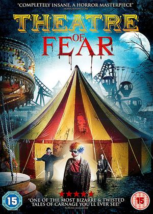 Theatre of Fear Online DVD Rental