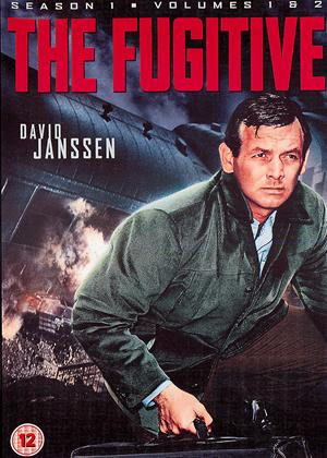 Rent The Fugitive: Series 1 Online DVD Rental