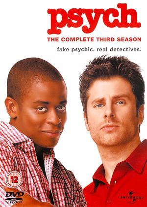 Psych: Series 3 Online DVD Rental