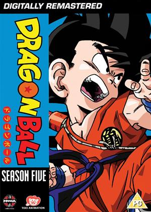 Dragon Ball: Series 5 Online DVD Rental
