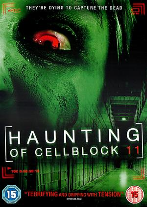 Haunting of Cellblock 11 Online DVD Rental