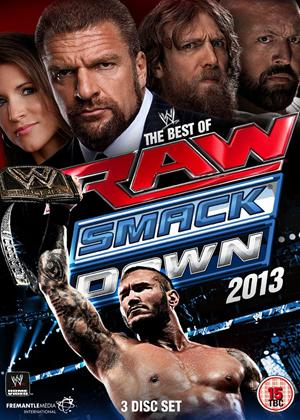WWE: The Best of Raw and Smackdown 2013 Online DVD Rental