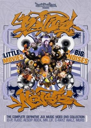 Little Movies Big Noises Online DVD Rental