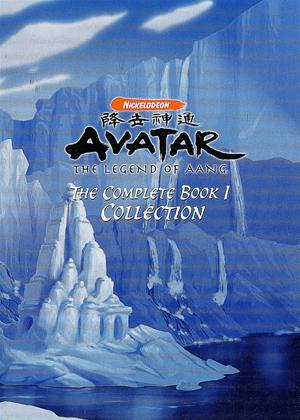Avatar: The Last Airbender: Book 1 Online DVD Rental