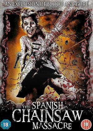 The Spanish Chainsaw Massacre Online DVD Rental