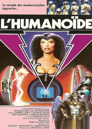 The Humanoid Online DVD Rental