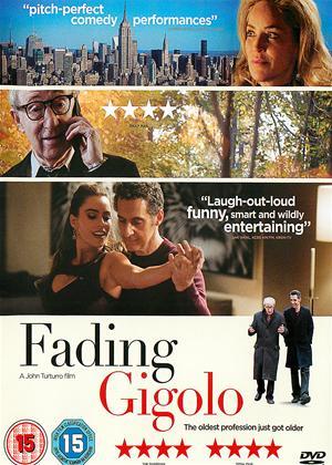 Fading Gigolo Online DVD Rental